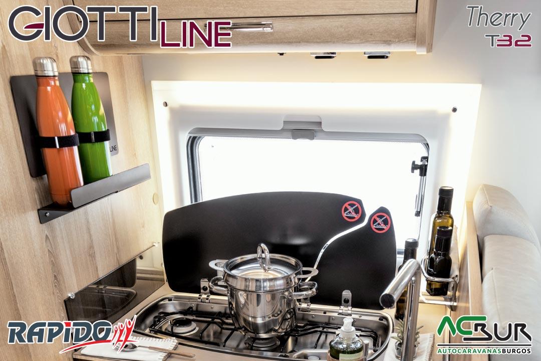 GiottiLine Therry T32 2022 cocina