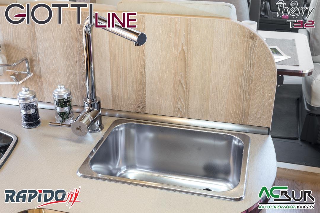 GiottiLine Therry T32 2022 fregadero