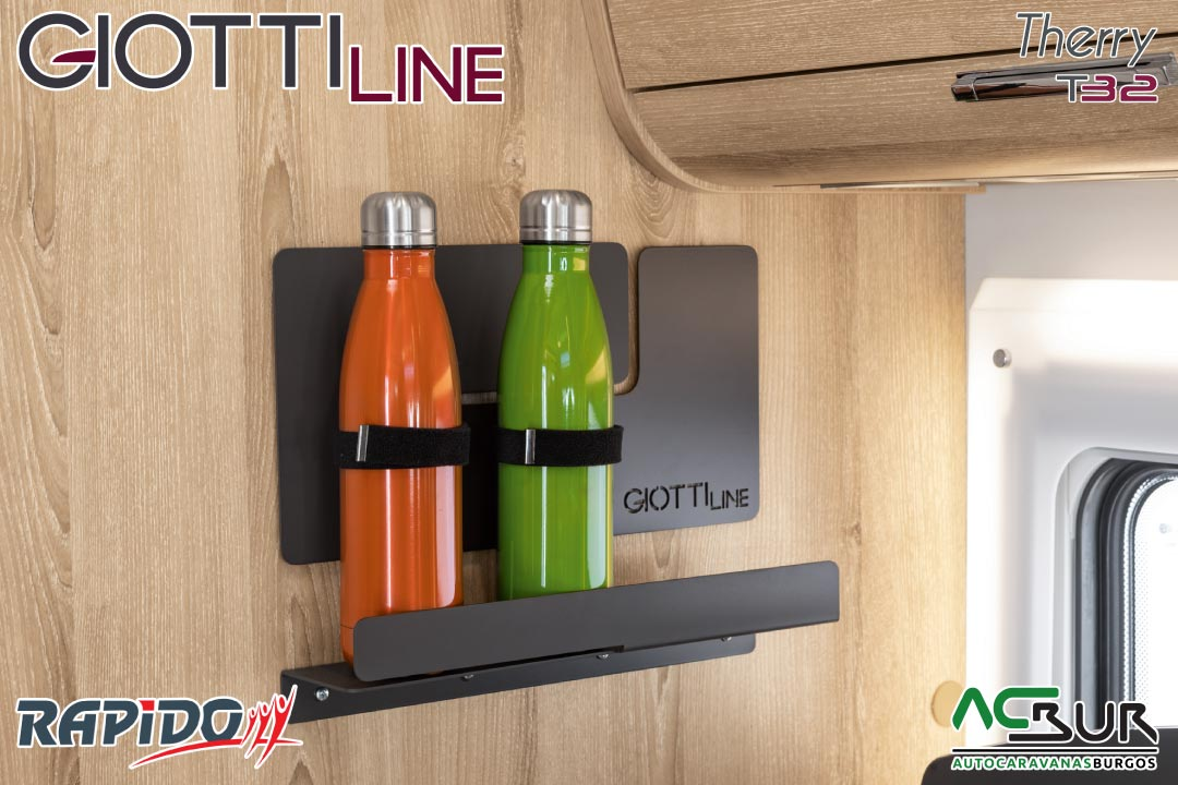 GiottiLine Therry T32 2022 detalle