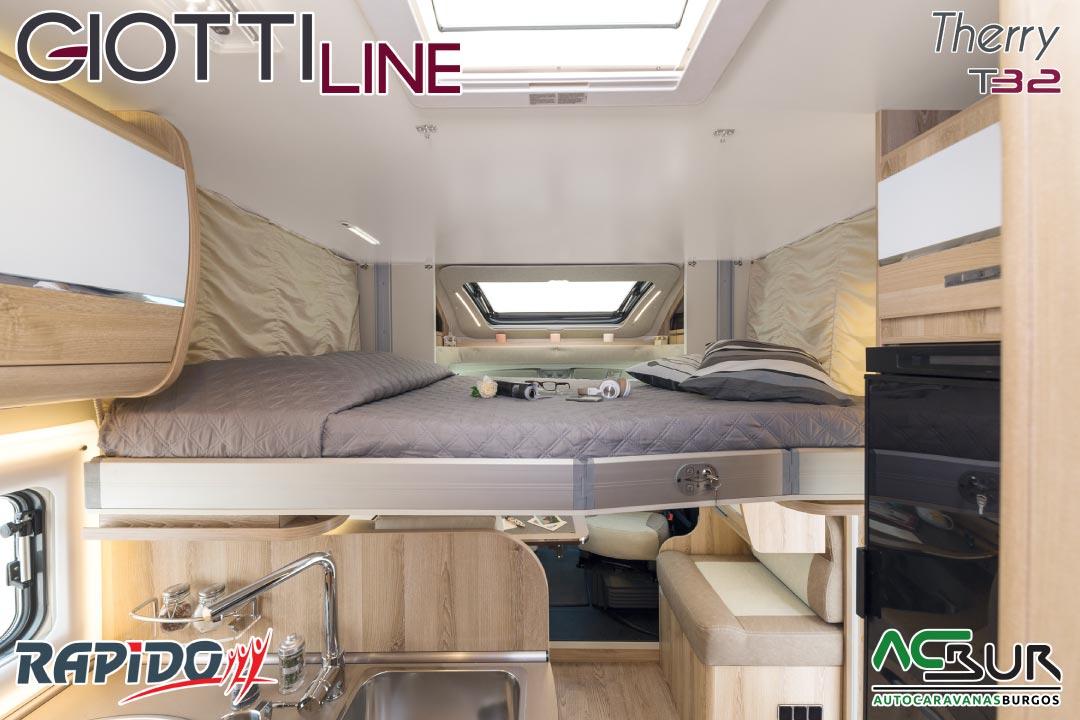GiottiLine Therry T32 2022 cama basculante