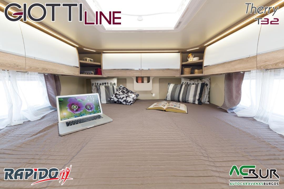 GiottiLine Therry T32 2022 cama