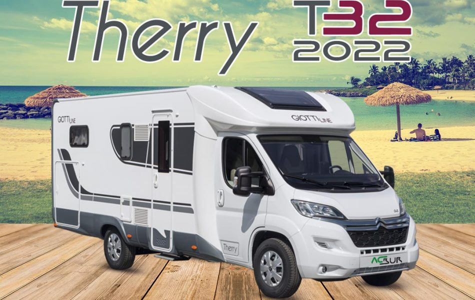 GiottiLine Therry T32 2022 portada