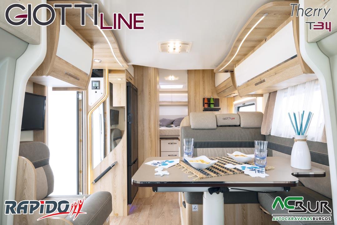 GiottiLine Therry T34 2022 interior