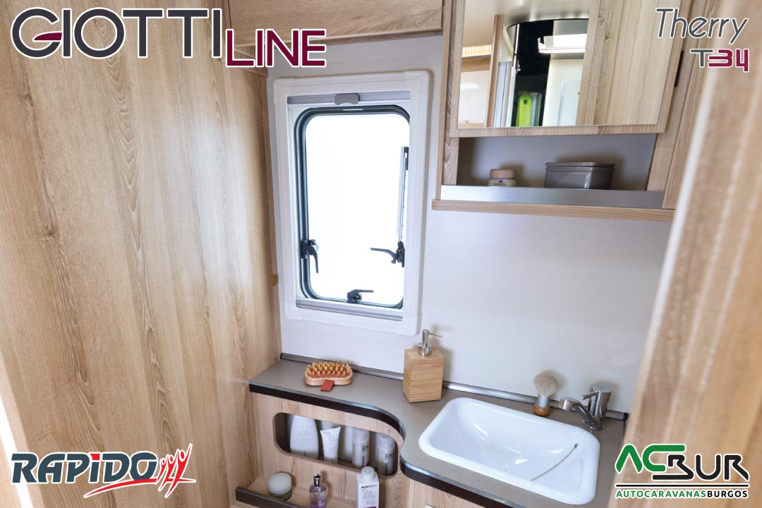 GiottiLine Therry T34 2022 baño 2