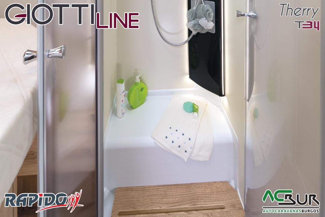 GiottiLine Therry T34 2022 mampara