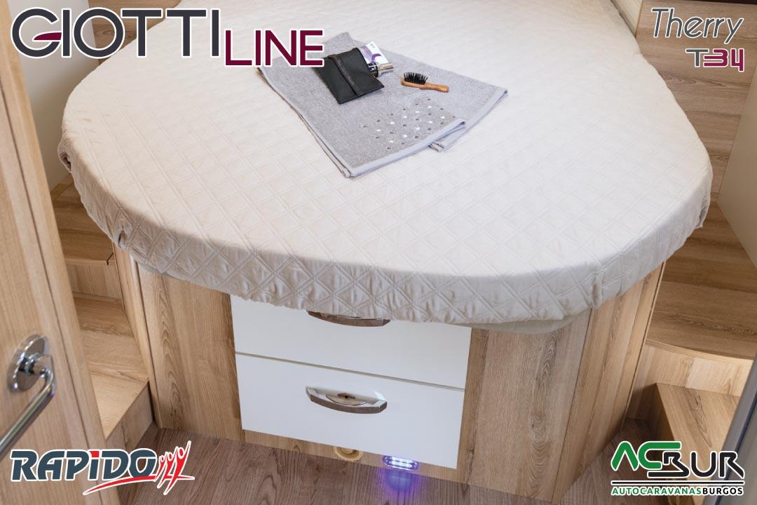 GiottiLine Therry T34 2022 cama