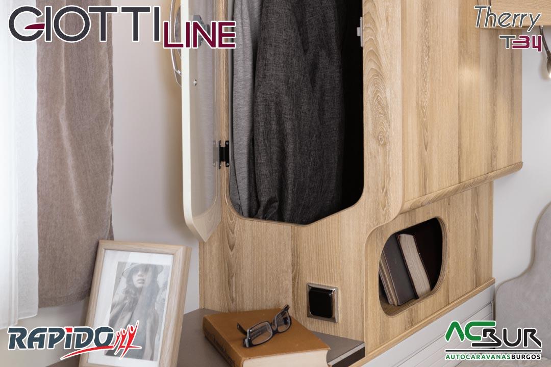 GiottiLine Therry T34 2022 guardarropa