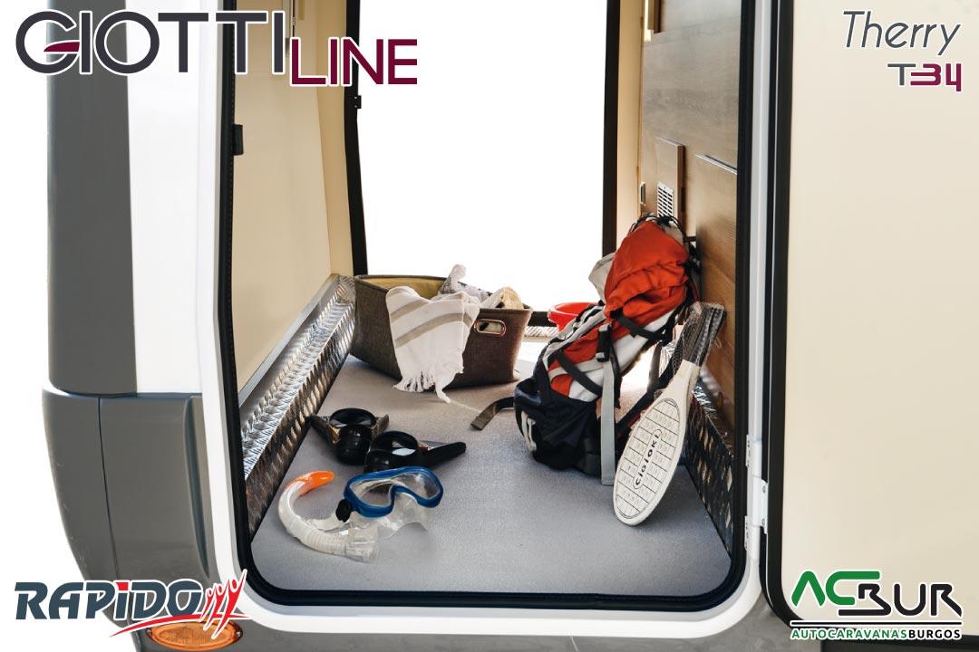 GiottiLine Therry T34 2022 garaje