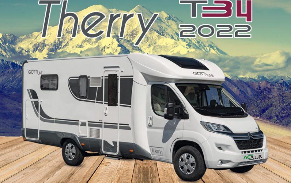 GiottiLine Therry T34 2022 portada