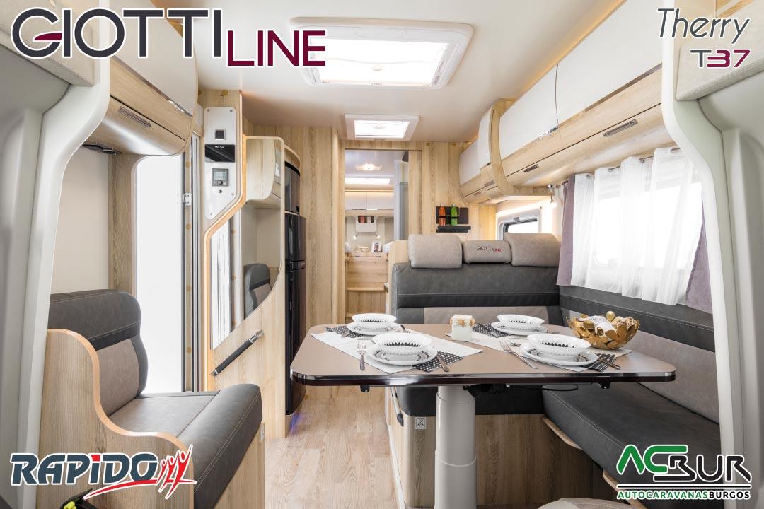 GiottiLine Therry T37 2022 interior