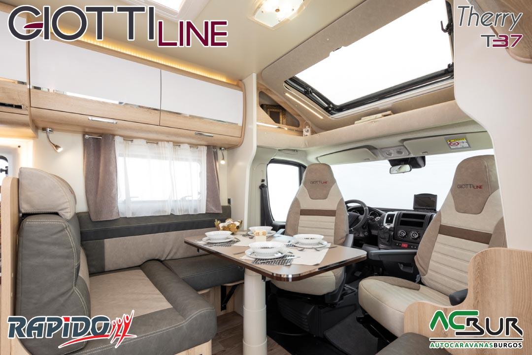 GiottiLine Therry T37 2022 salón
