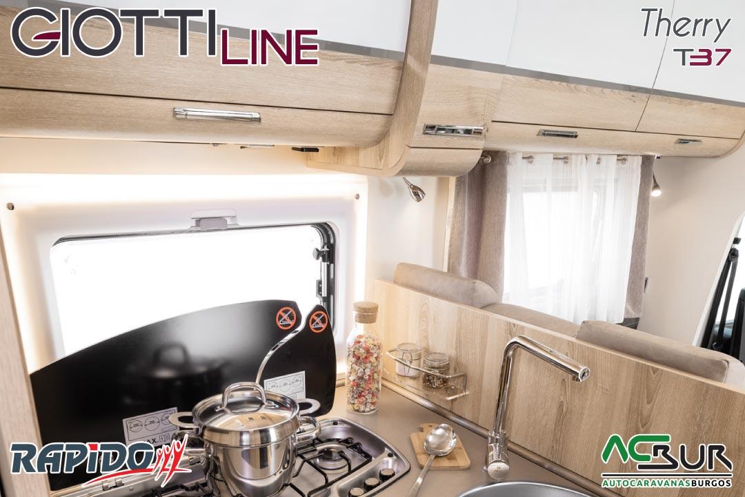 GiottiLine Therry T37 2022 cocina