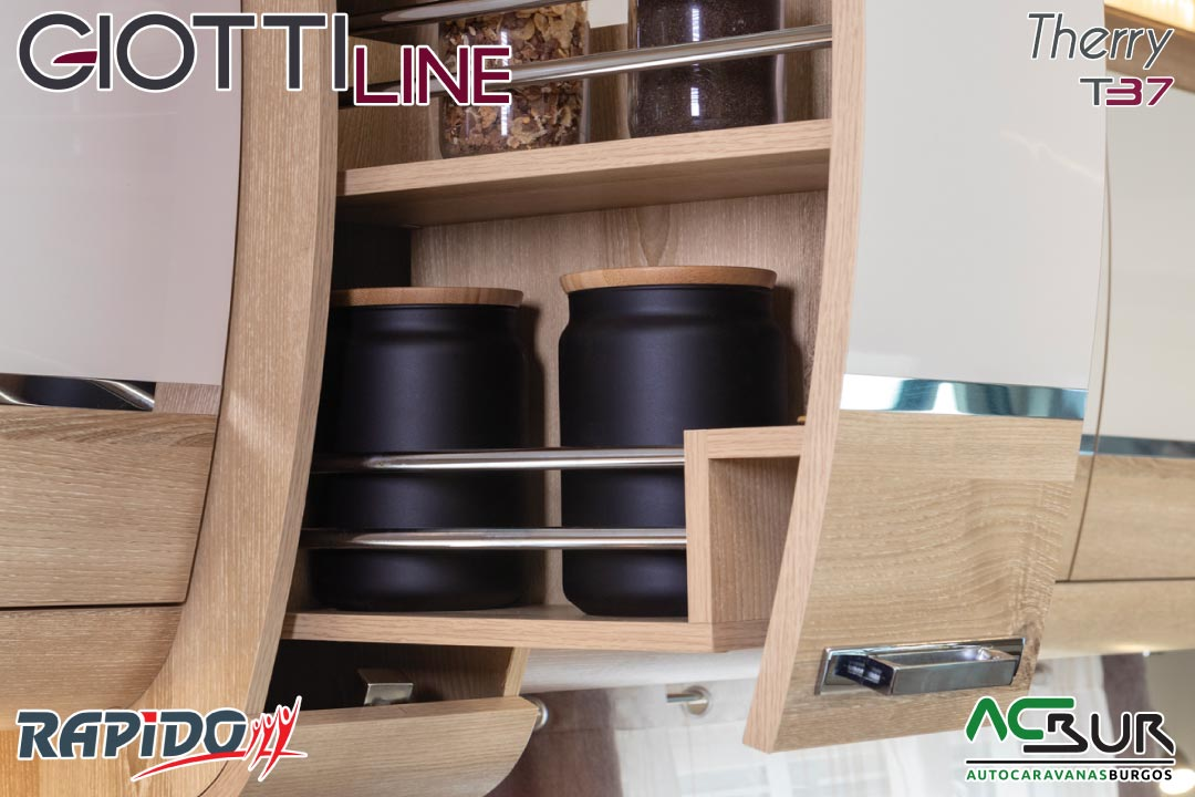 GiottiLine Therry T37 2022 armarios