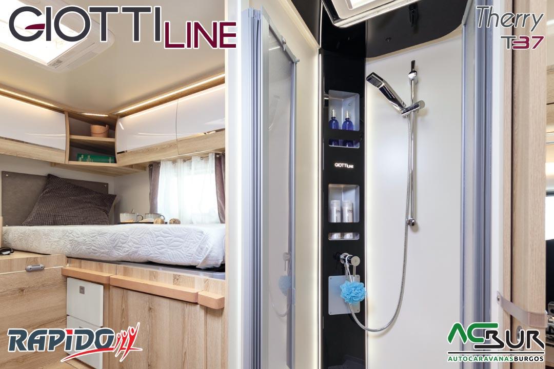 GiottiLine Therry T37 2022 ducha