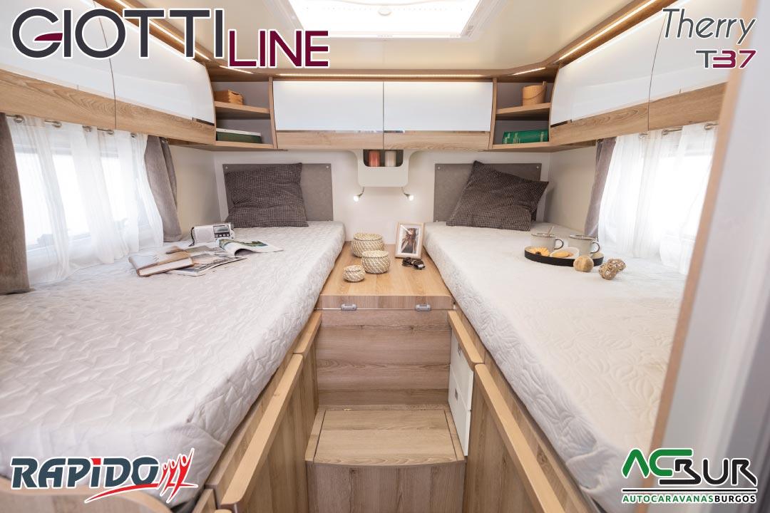 GiottiLine Therry T37 2022 dormitorio