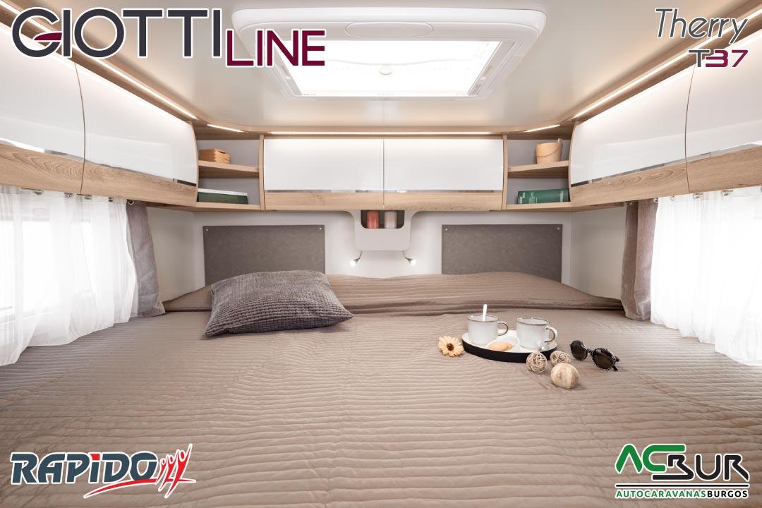 GiottiLine Therry T37 2022 cama
