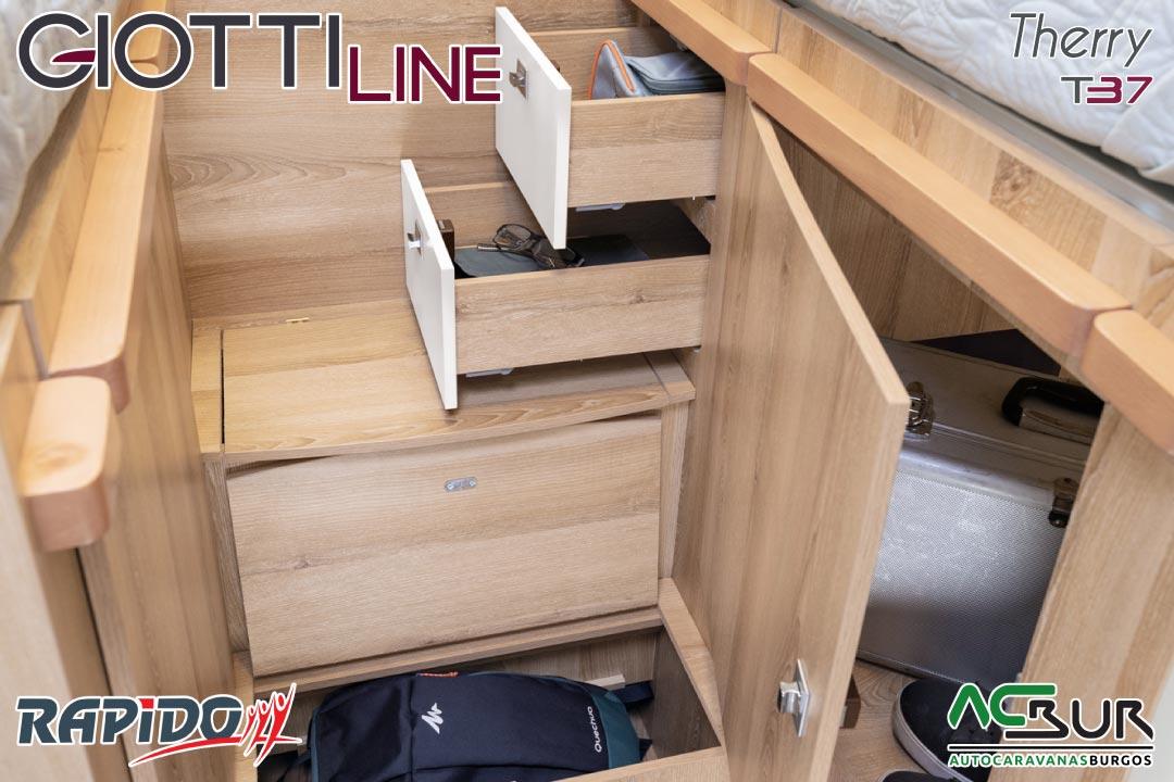 GiottiLine Therry T37 2022 almacenaje