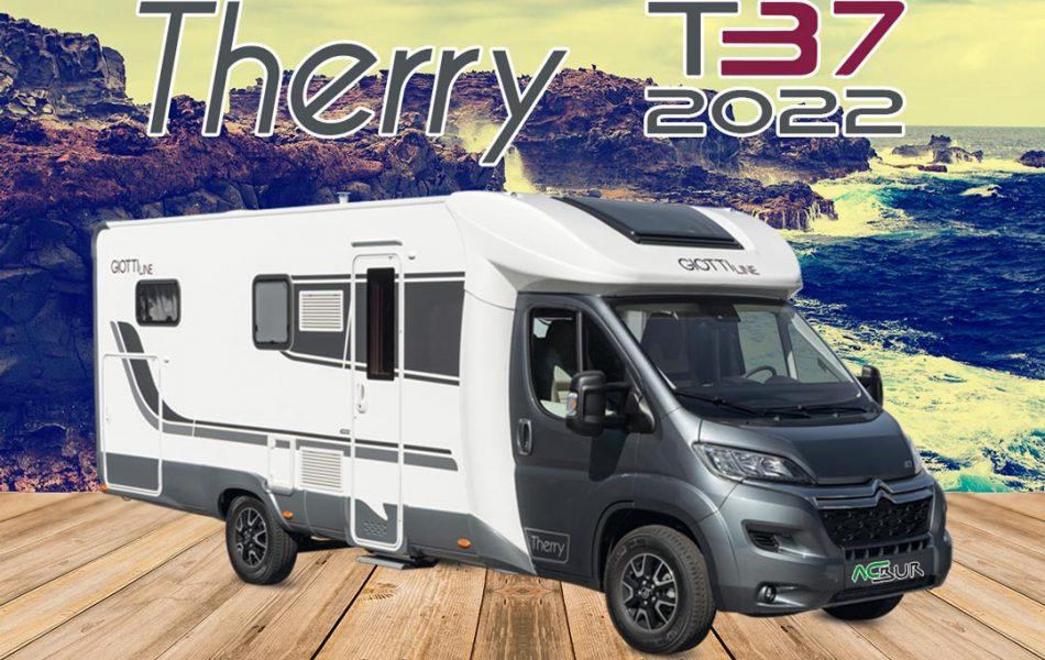 GiottiLine Therry T37 2022 portada