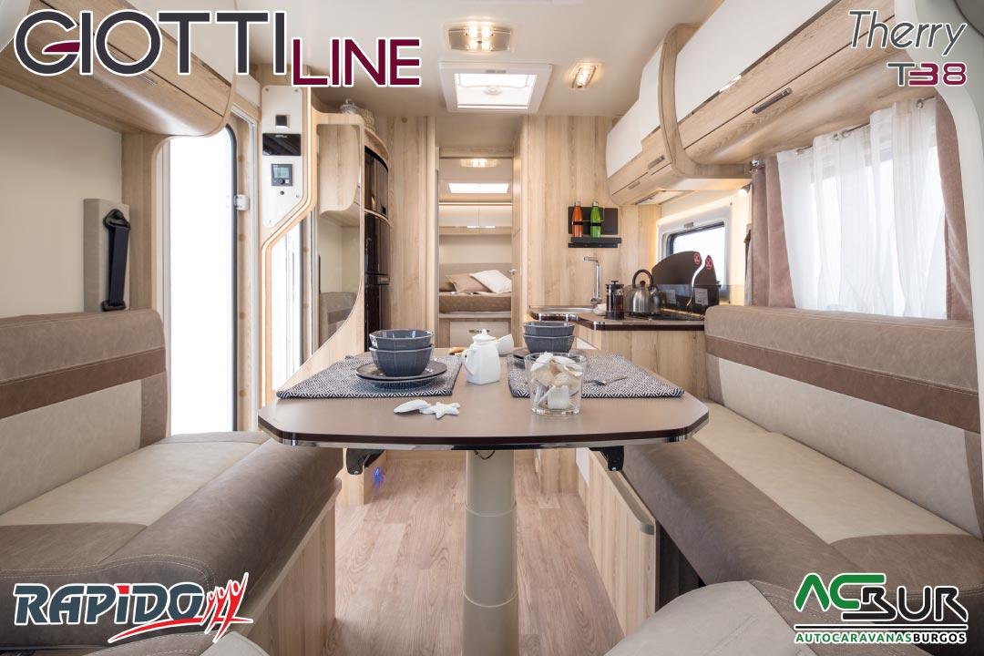 GiottiLine Therry T38 2022 interior