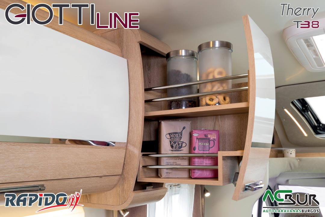 GiottiLine Therry T38 2022 armarios