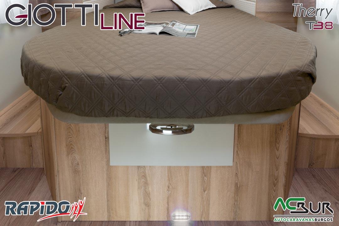 GiottiLine Therry T38 2022 cama