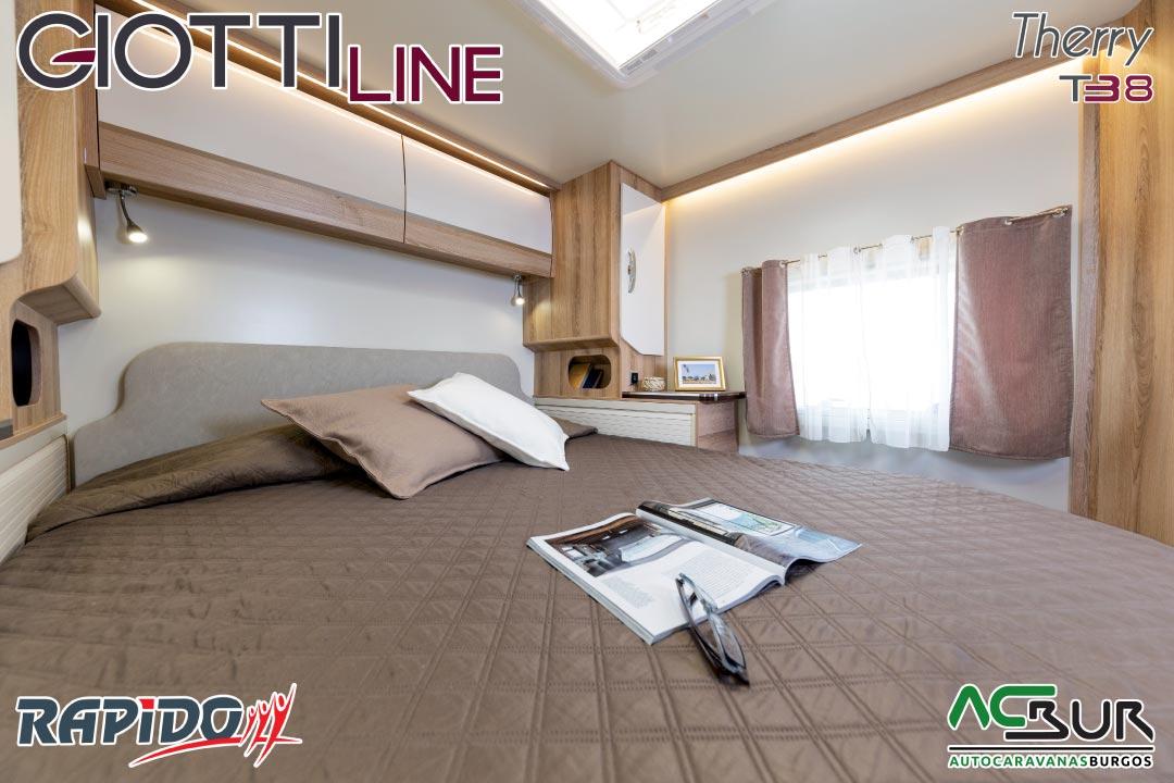 GiottiLine Therry T38 2022 dormitorio 2