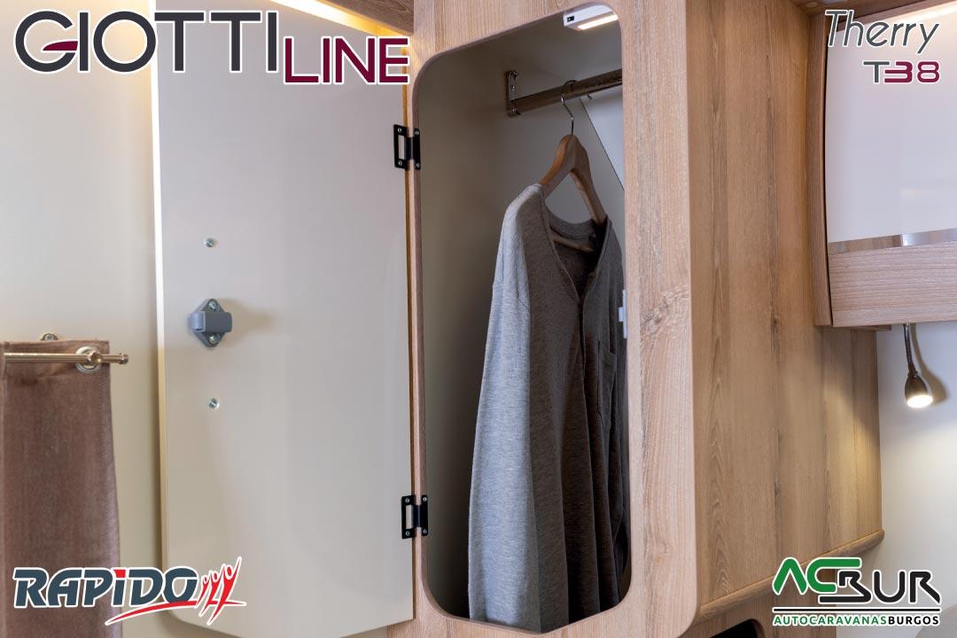 GiottiLine Therry T38 2022 guardarropa