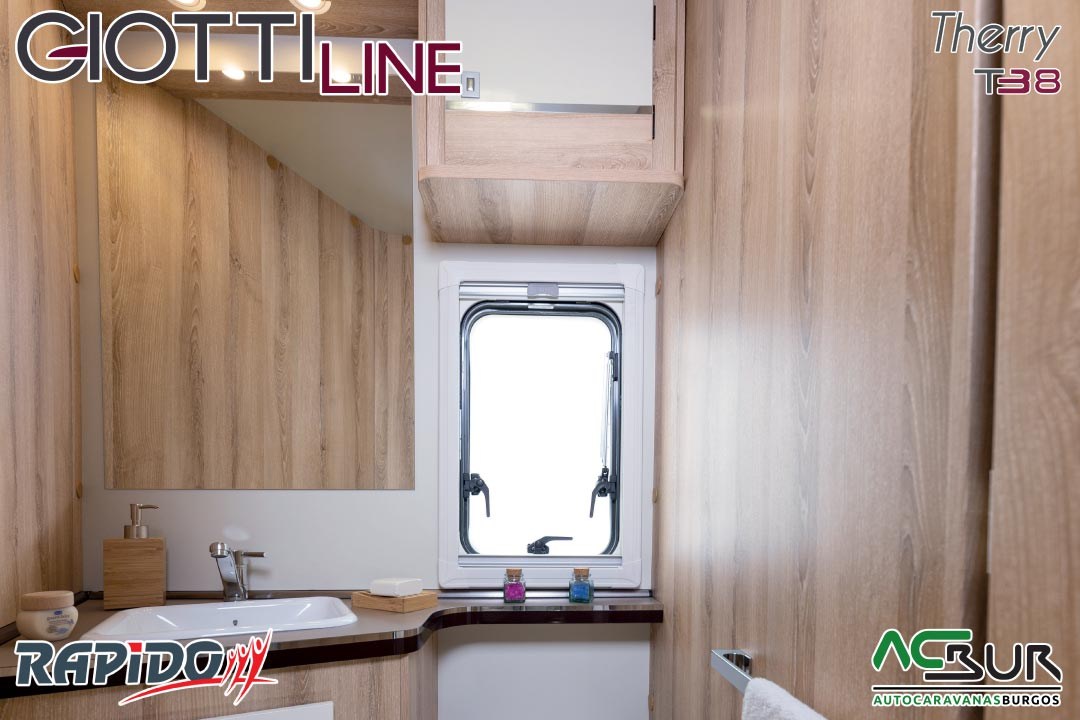 GiottiLine Therry T38 2022 baño