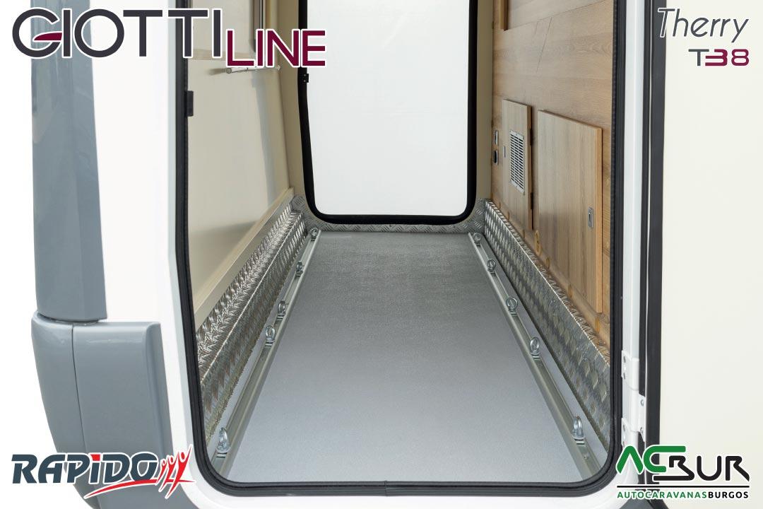 GiottiLine Therry T38 2022 garaje