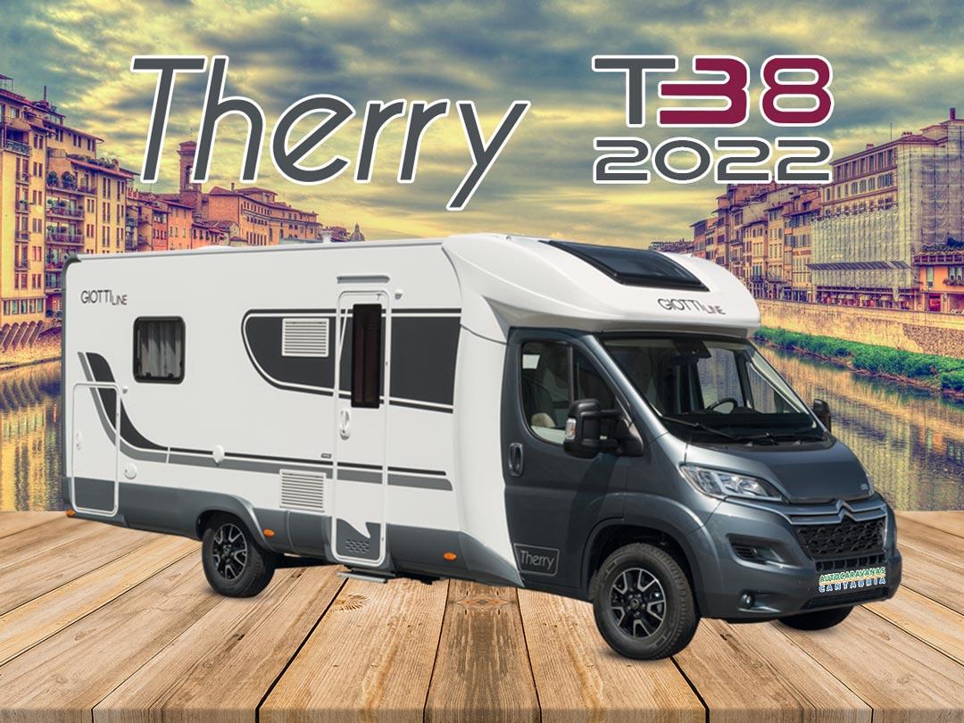 GiottiLine Therry T38 2022 portada