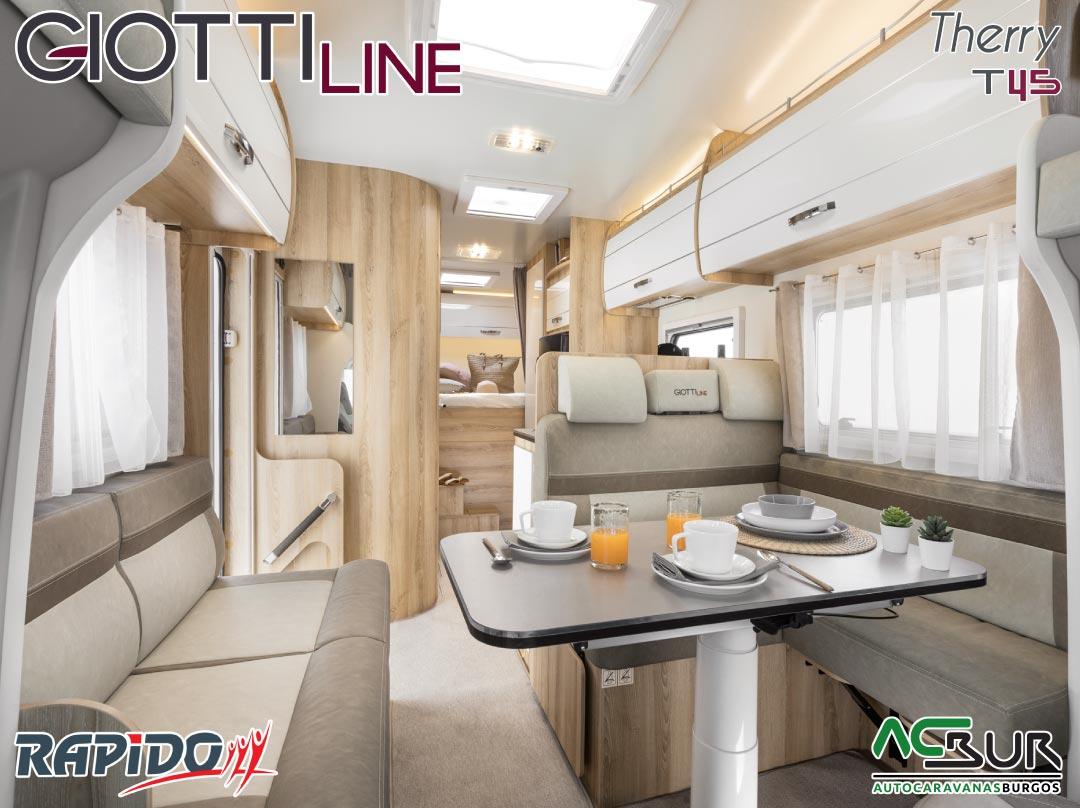 GiottiLine Therry T45 2022 interior