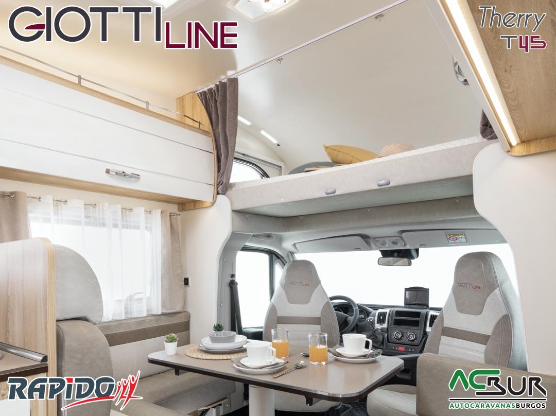 GiottiLine Therry T45 2022 mesa