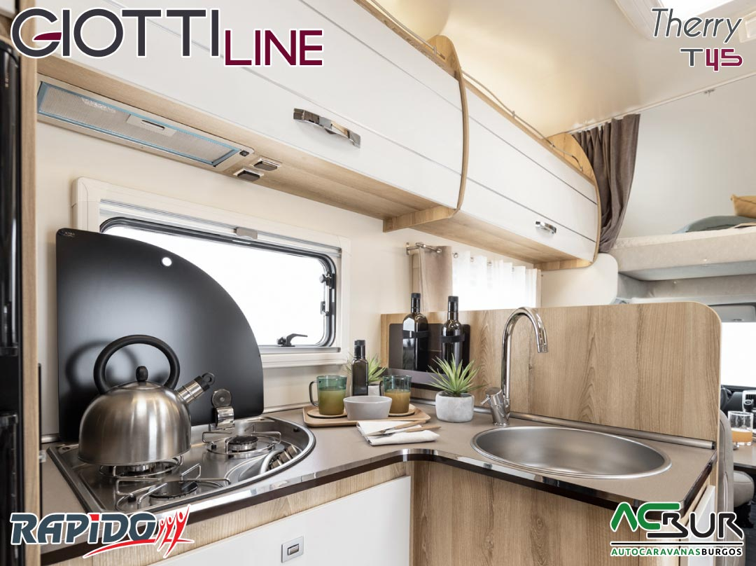 GiottiLine Therry T45 2022 cocina
