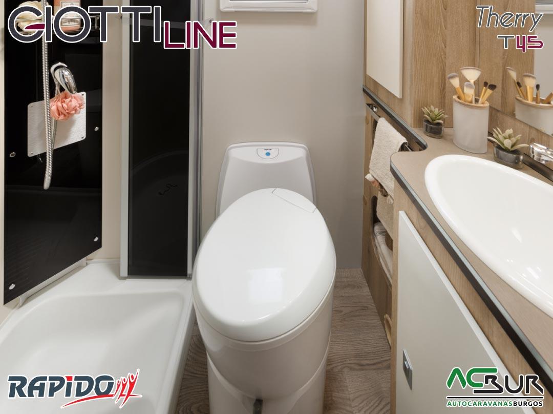 GiottiLine Therry T45 2022 inodoro