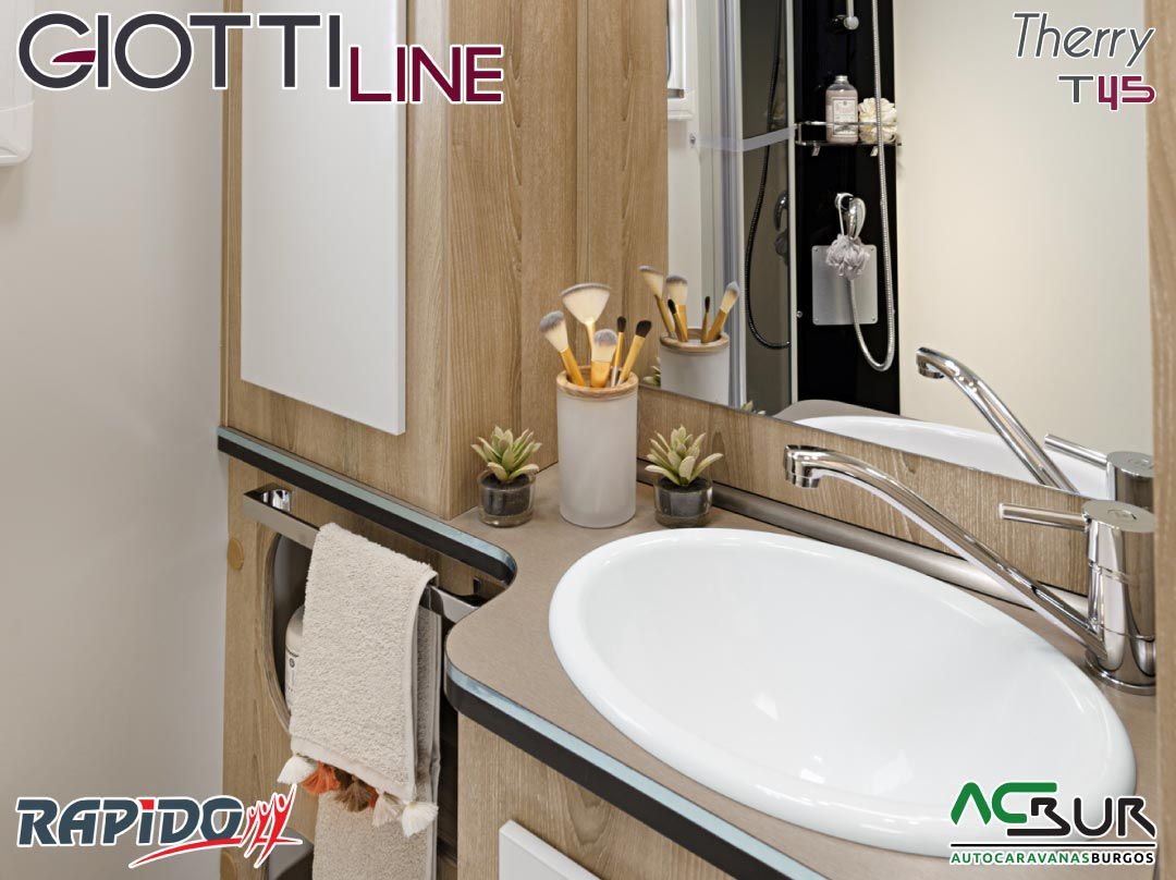 GiottiLine Therry T45 2022 lavabo