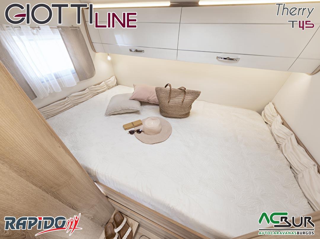 GiottiLine Therry T45 2022 dormitorio