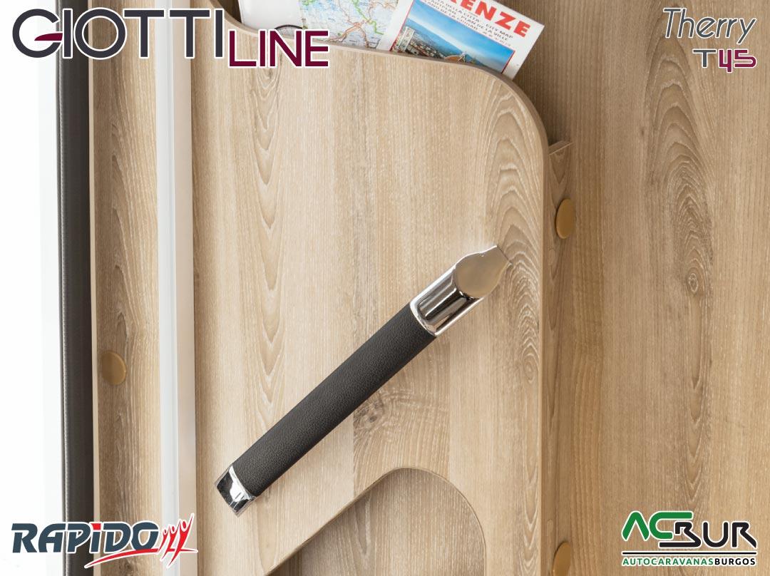 GiottiLine Therry T45 2022 barandilla