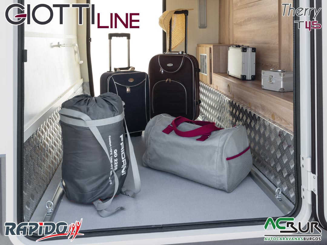 GiottiLine Therry T45 2022 maletero