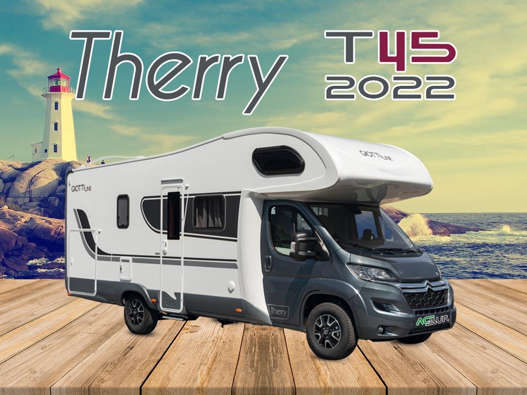 GiottiLine Therry T45 2022 portada