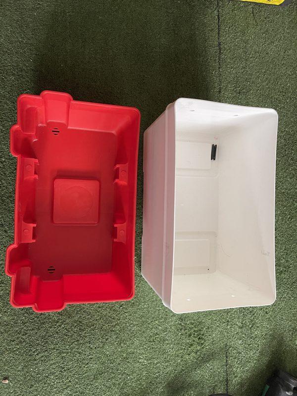 caja bateria