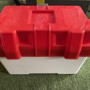 caja porta bateria